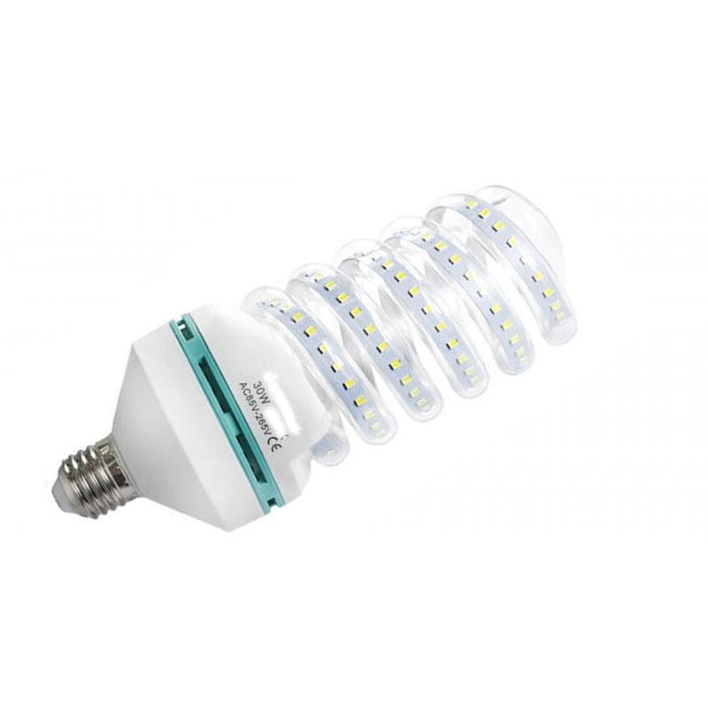 Lampadina a led 30 watt 300 watt di sviluppo luce fredda for Offerte lampadine a led e 27
