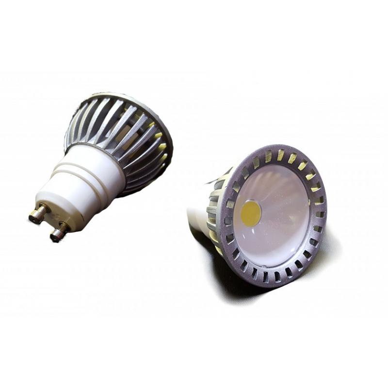 Lampadine faretto led 3 watt luce bianca for Lampadine led 3 watt